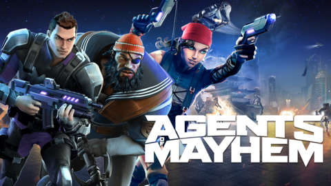 HD Quality Wallpaper | Collection: Video Game, 480x270 Agents Of Mayhem
