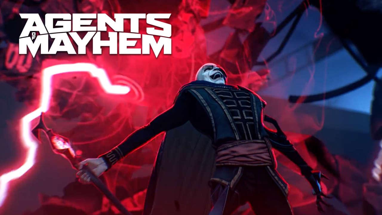 HQ Agents Of Mayhem Wallpapers | File 83.35Kb