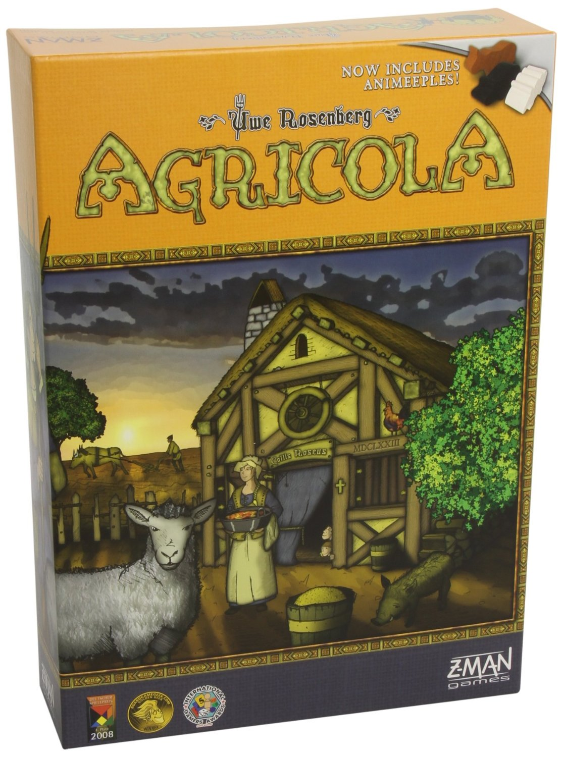 Nice Images Collection: Agricola Desktop Wallpapers