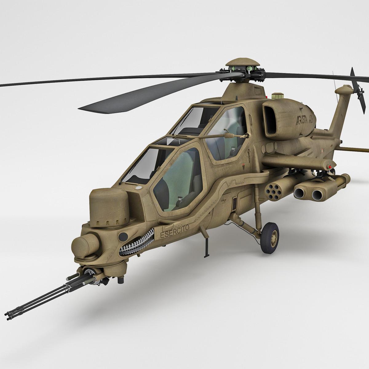 Agusta A129 Mangusta Pics, Military Collection