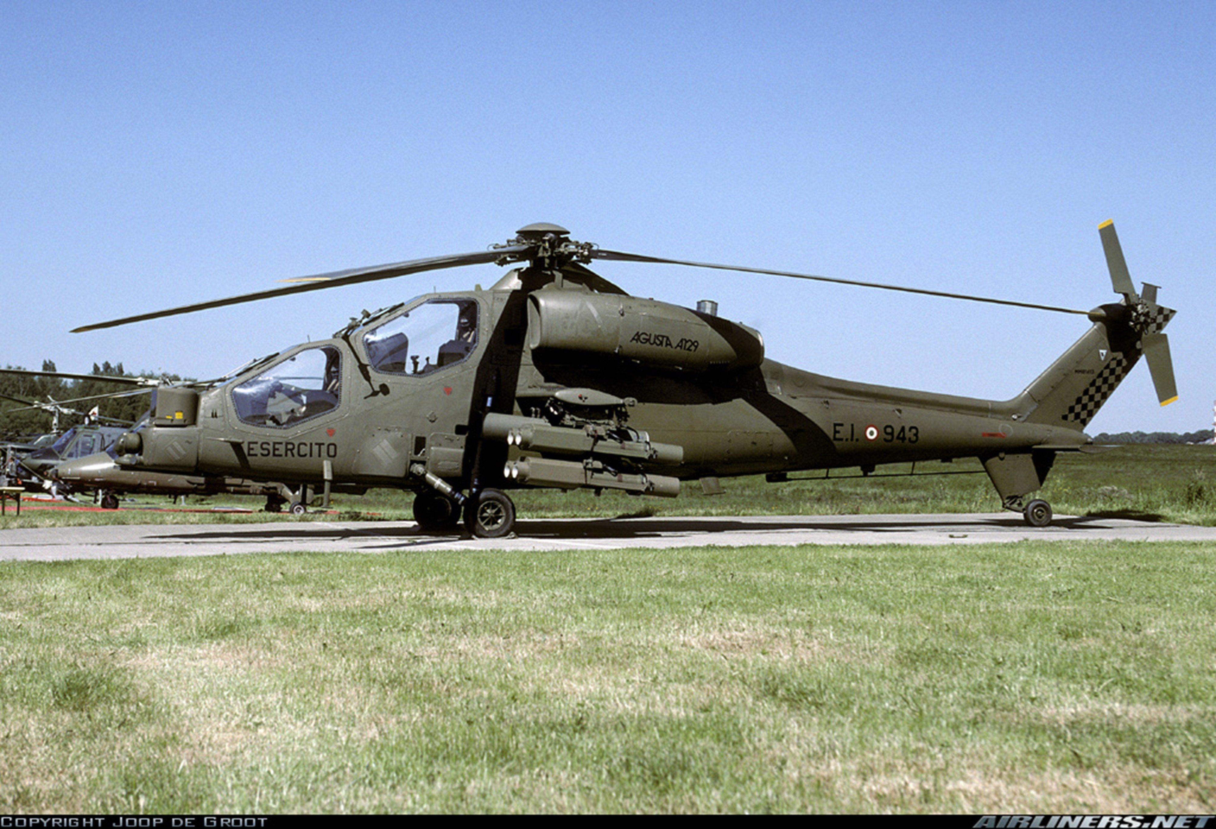 Images of Agusta A129 Mangusta | 4000x2727
