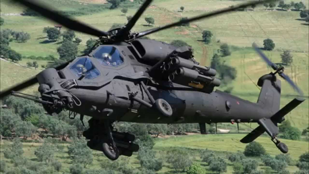 HD Quality Wallpaper | Collection: Military, 1280x720 Agusta A129 Mangusta
