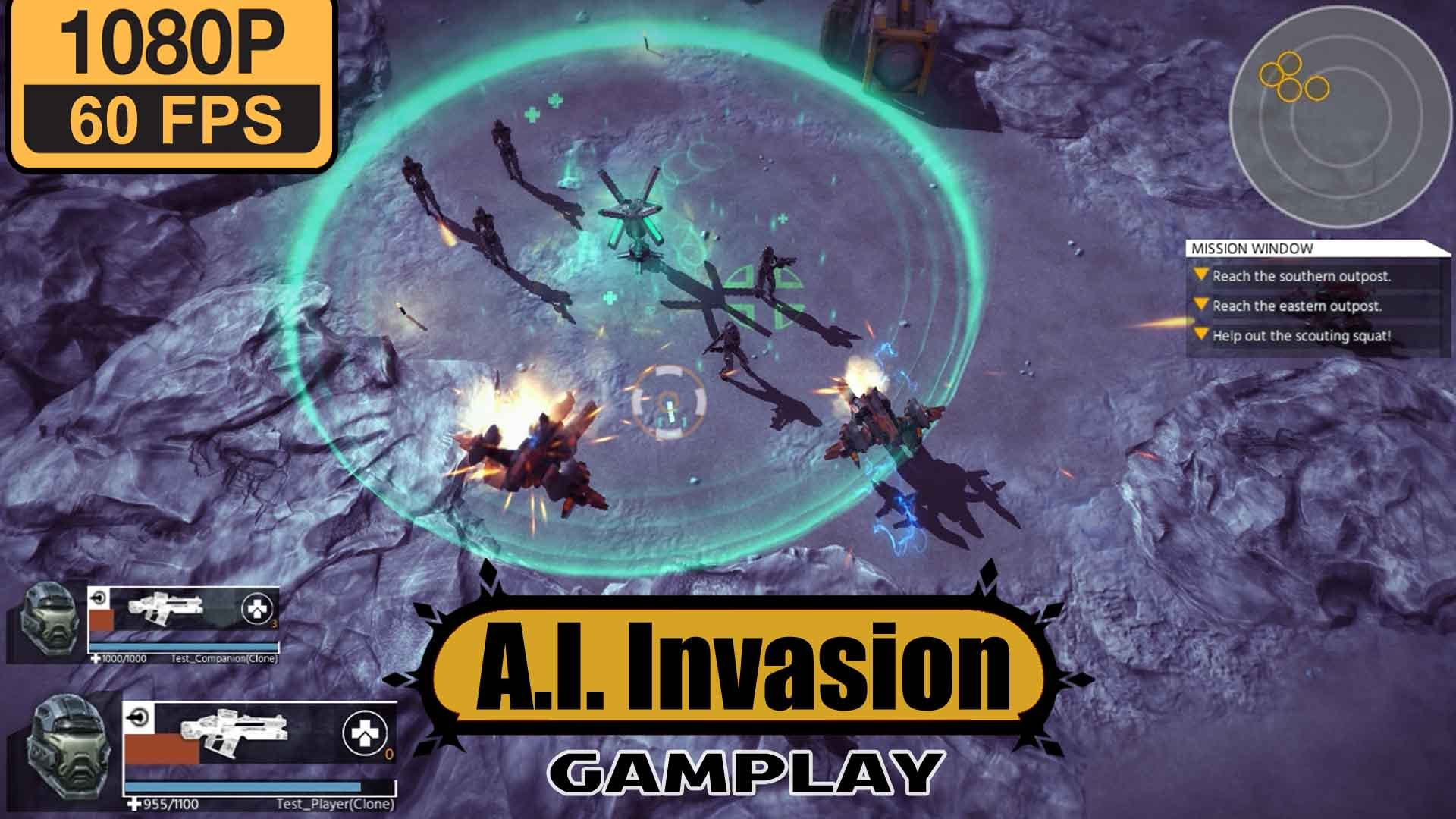 A.I. Invasion High Quality Background on Wallpapers Vista