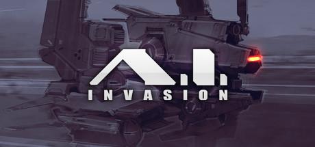 A.I. Invasion Backgrounds, Compatible - PC, Mobile, Gadgets| 460x215 px