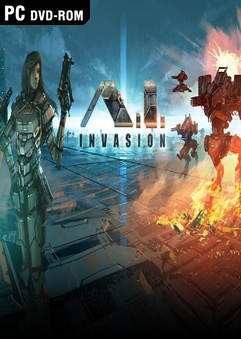 High Resolution Wallpaper | A.I. Invasion 241x339 px