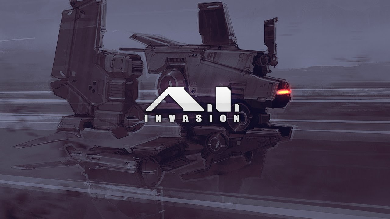 Amazing A.I. Invasion Pictures & Backgrounds