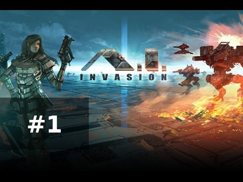 HD Quality Wallpaper | Collection: Video Game, 480x360 A.I. Invasion