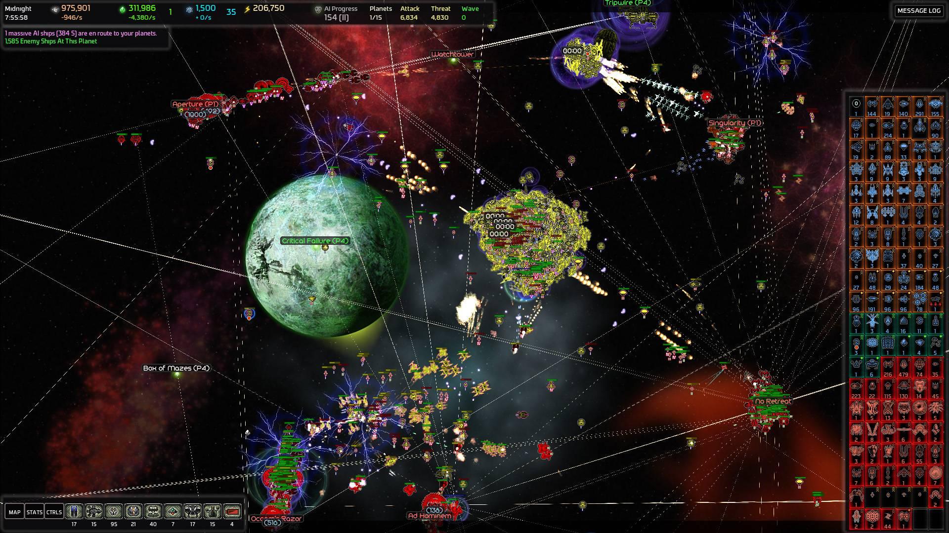 Images of AI War: Fleet Command | 1920x1080