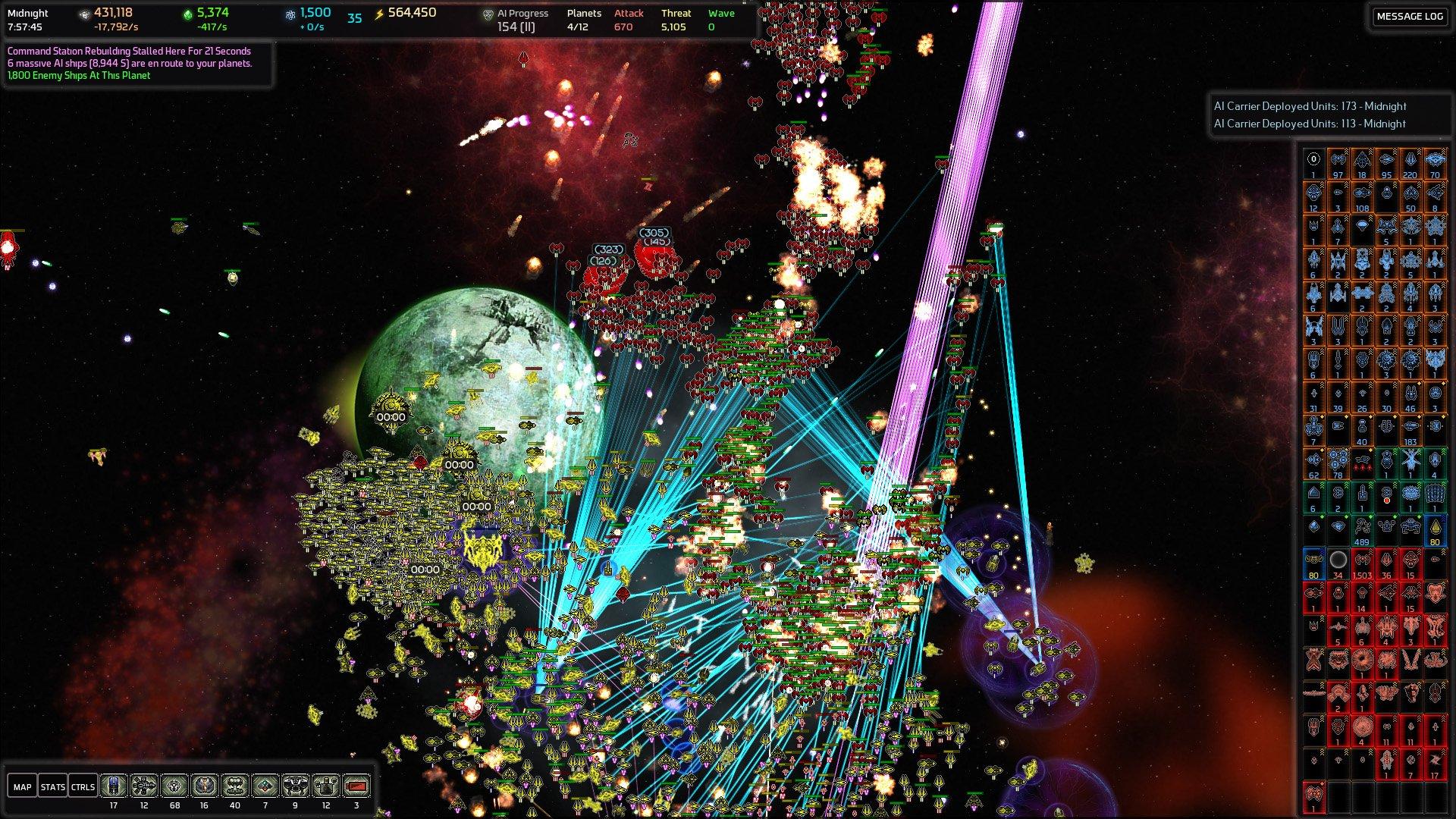 AI War: Fleet Command Pics, Video Game Collection