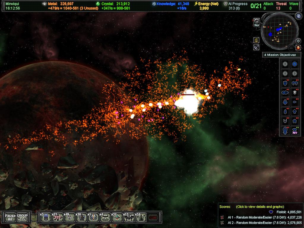 Images of AI War: Fleet Command | 1024x768