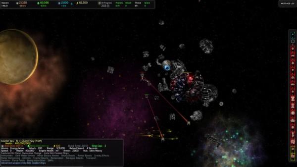 HQ AI War: Fleet Command Wallpapers | File 36.93Kb