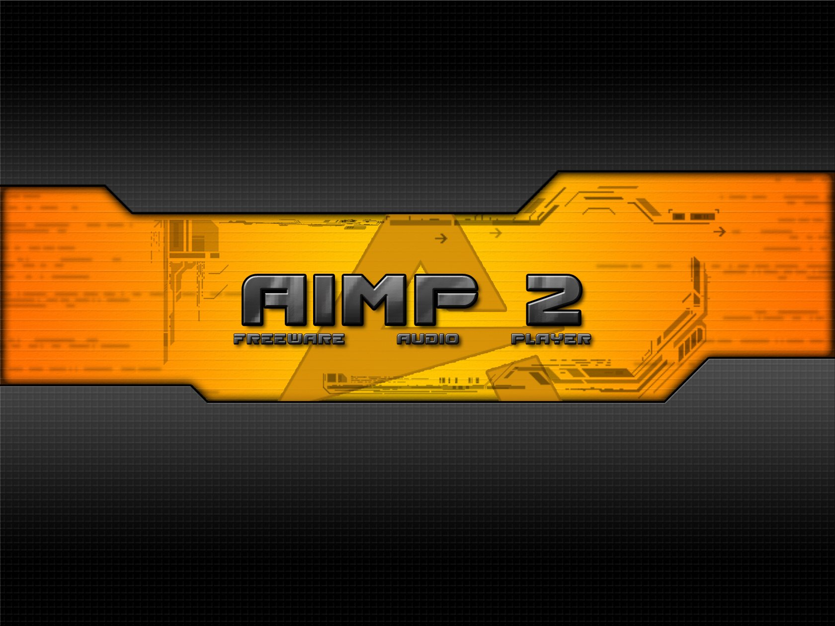 Aimp2 High Quality Background on Wallpapers Vista