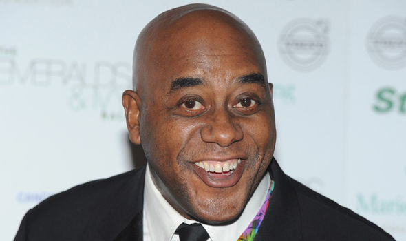 Ainsley Harriott #15