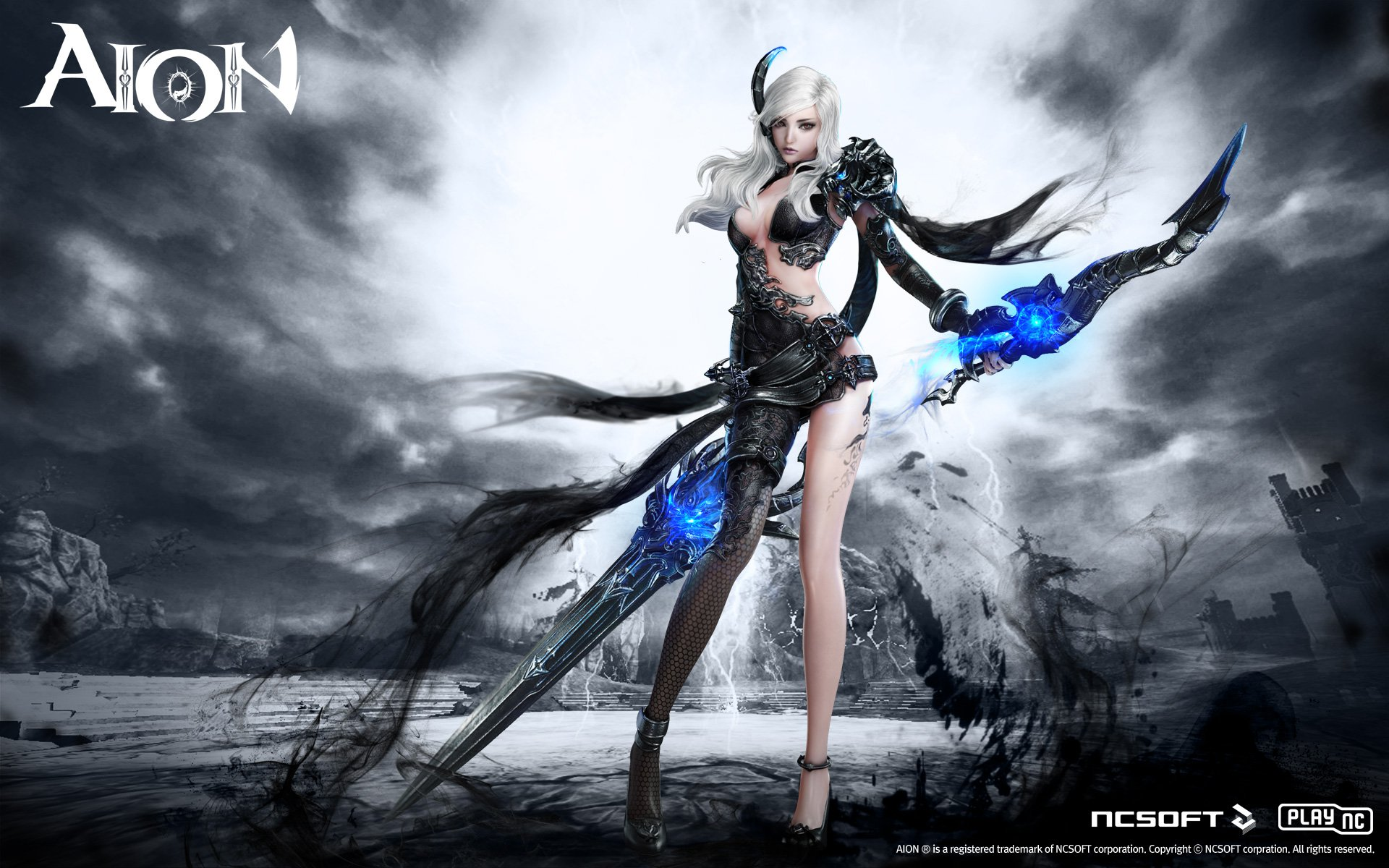 Nice Images Collection: Aion Desktop Wallpapers