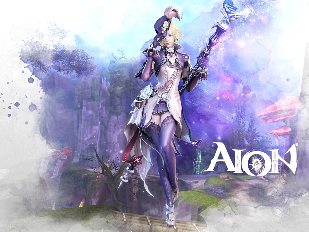 Nice wallpapers Aion 1024x768px