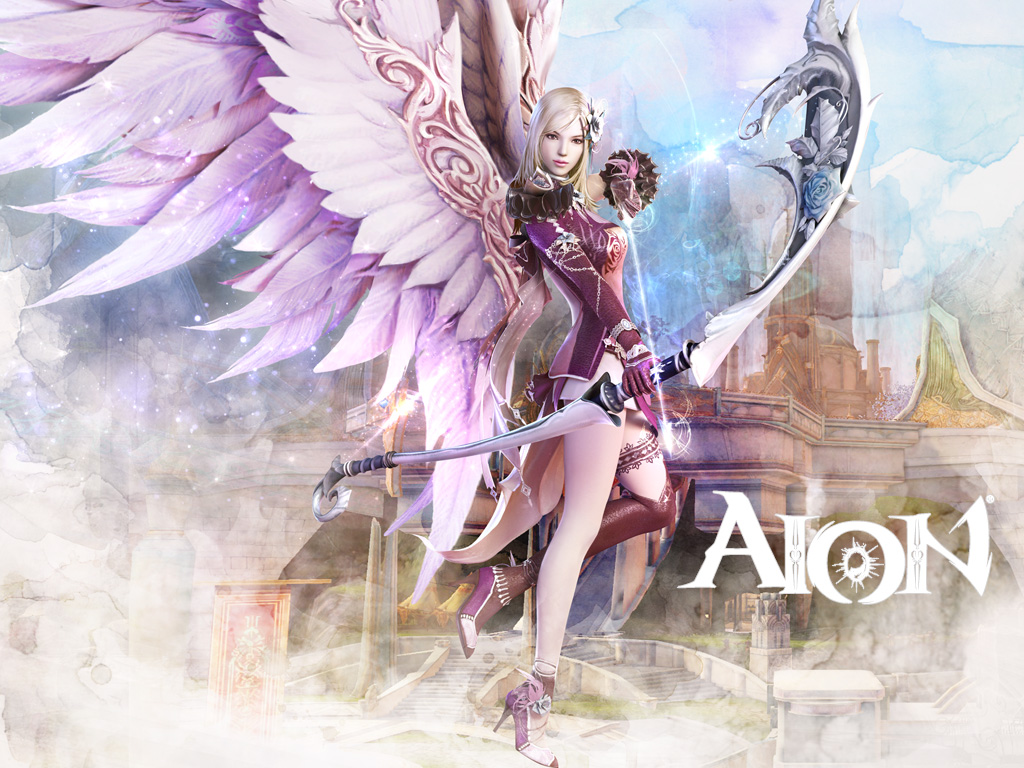Aion Backgrounds on Wallpapers Vista