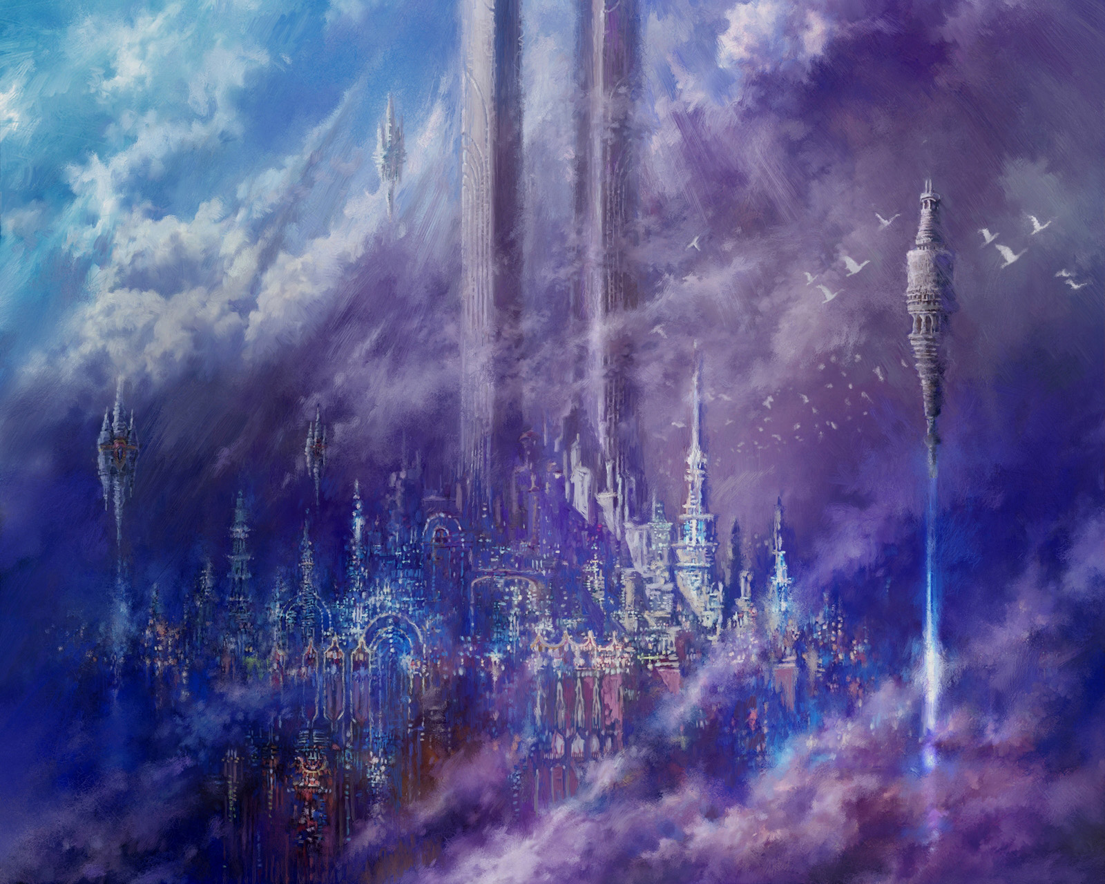 Aion: Tower Of Eternity Backgrounds on Wallpapers Vista