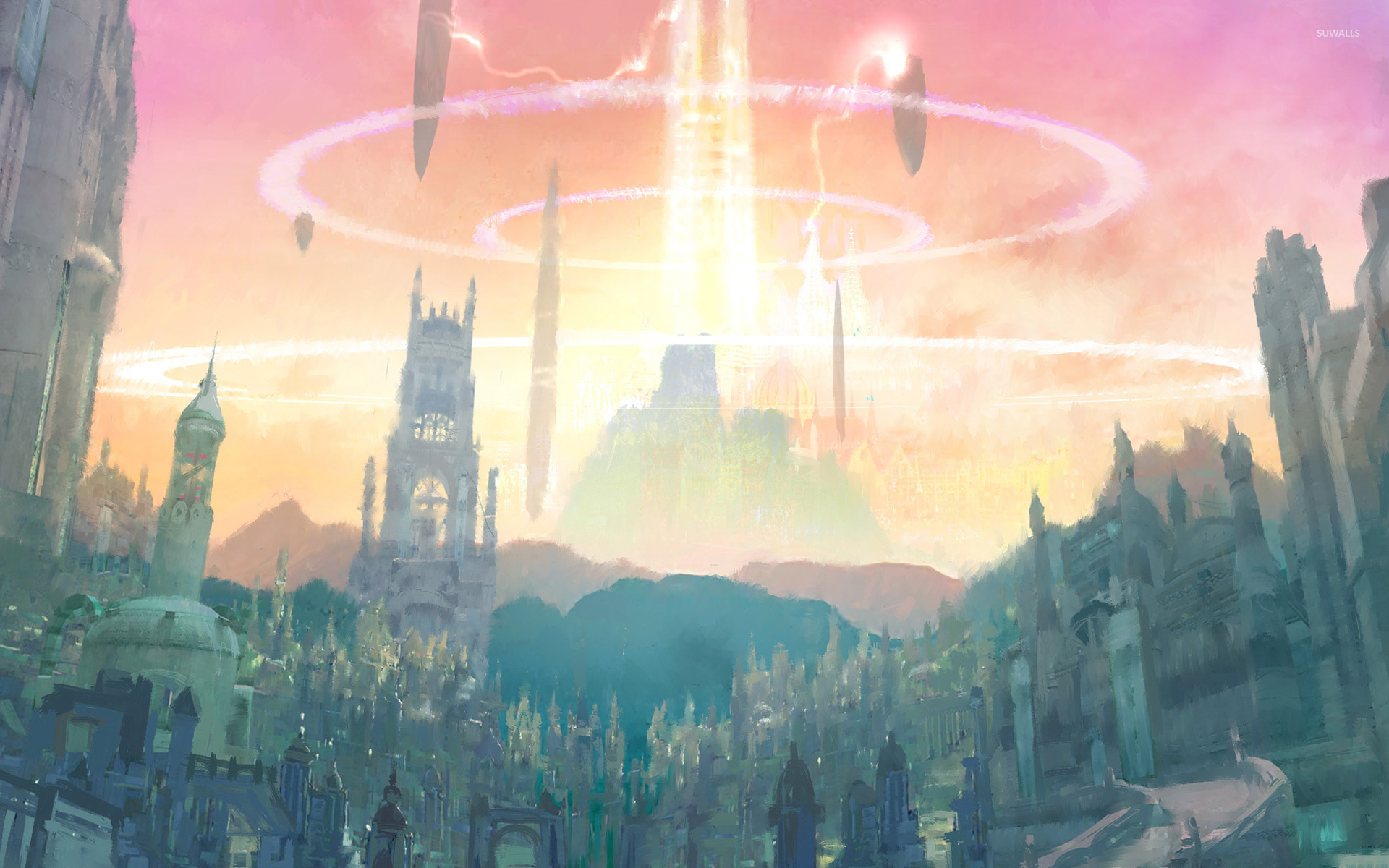 Aion: Tower Of Eternity High Quality Background on Wallpapers Vista