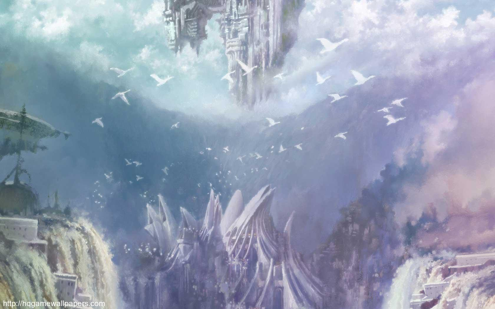HQ Aion: Tower Of Eternity Wallpapers   File 131.71Kb