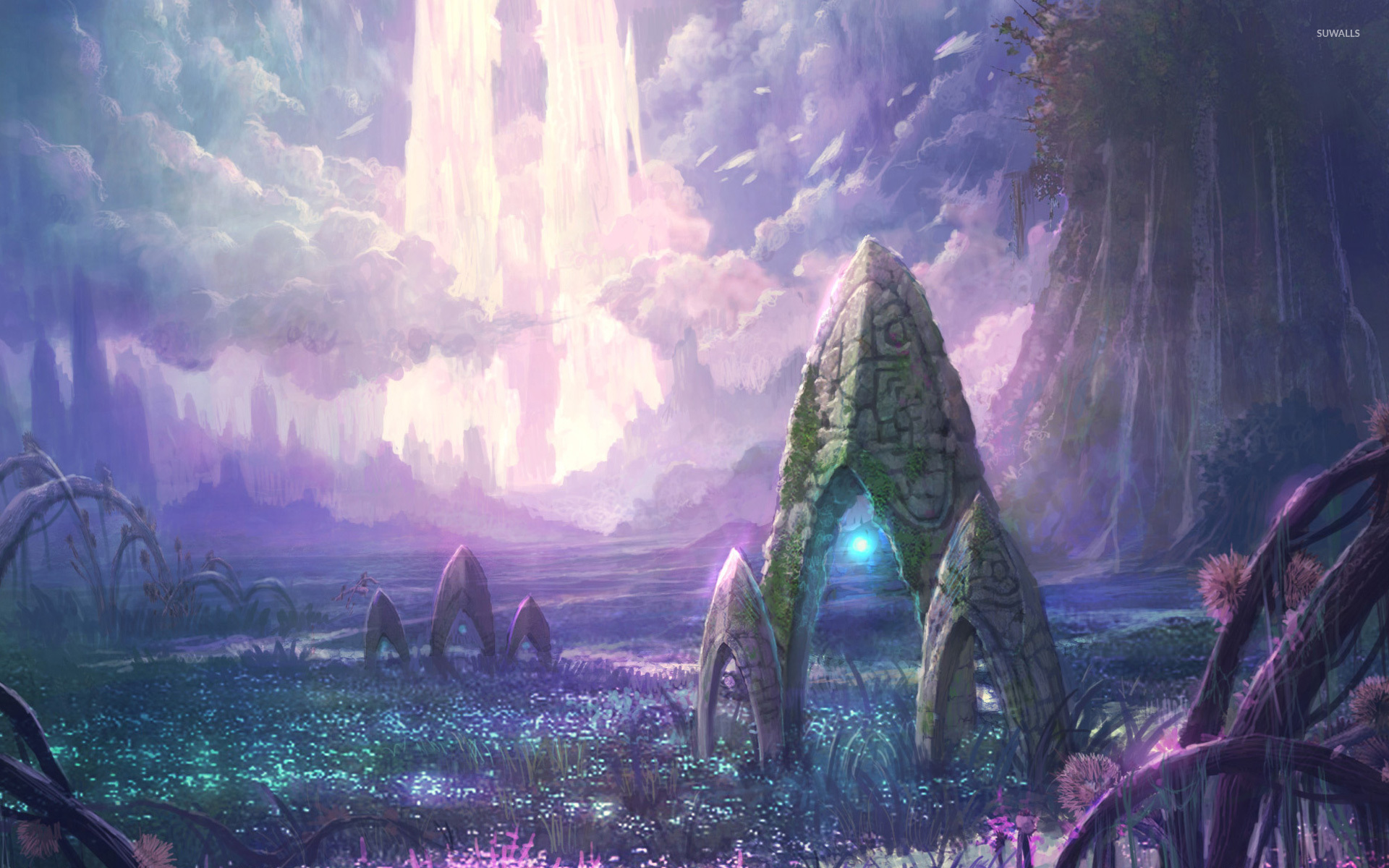 HQ Aion: Tower Of Eternity Wallpapers   File 674.98Kb