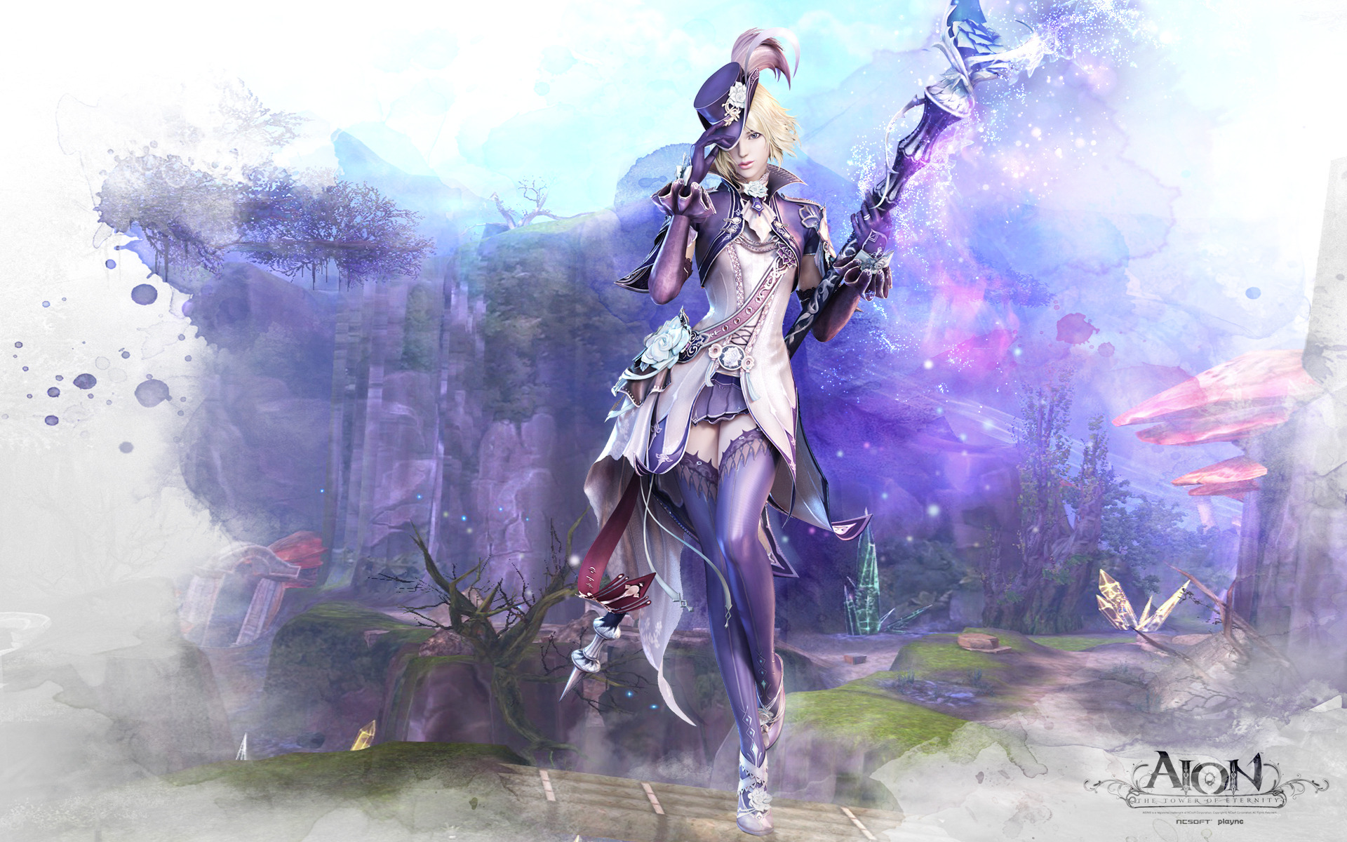 1920x1200 > Aion: Tower Of Eternity Wallpapers