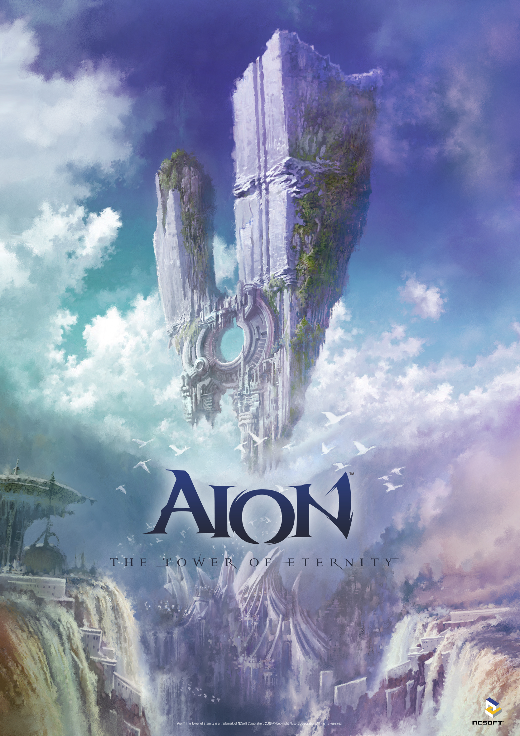 High Resolution Wallpaper   Aion: Tower Of Eternity 1668x2362 px