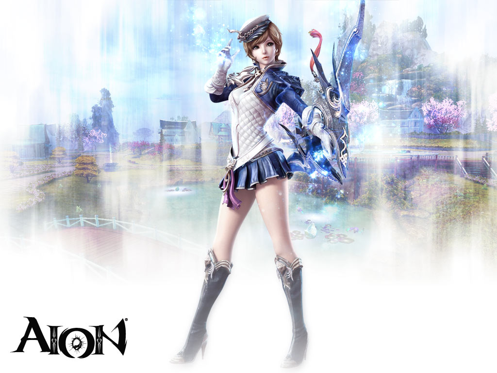 HD Quality Wallpaper | Collection: Video Game, 1024x768 Aion