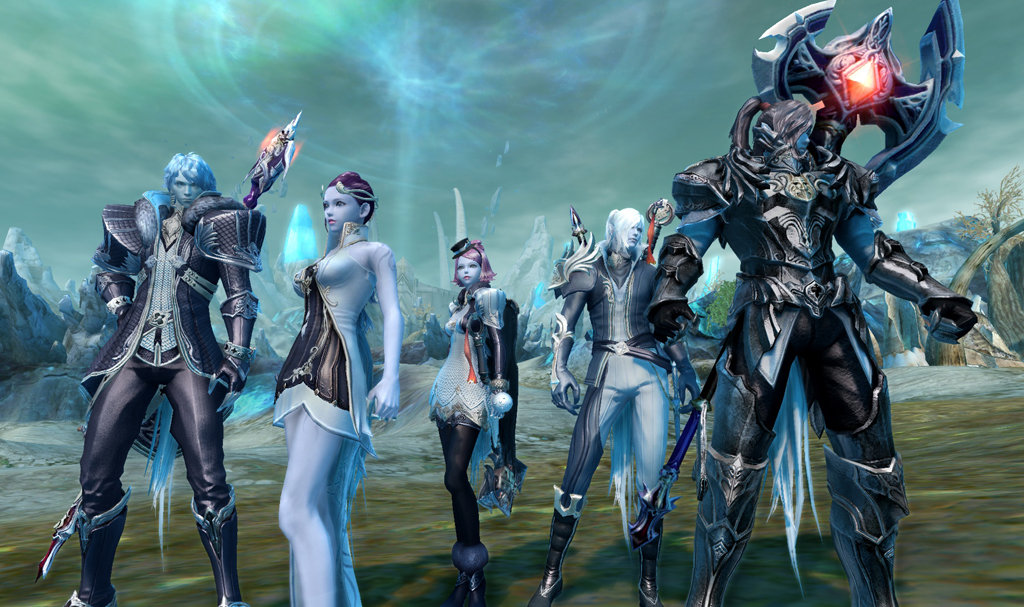 Amazing Aion Pictures & Backgrounds