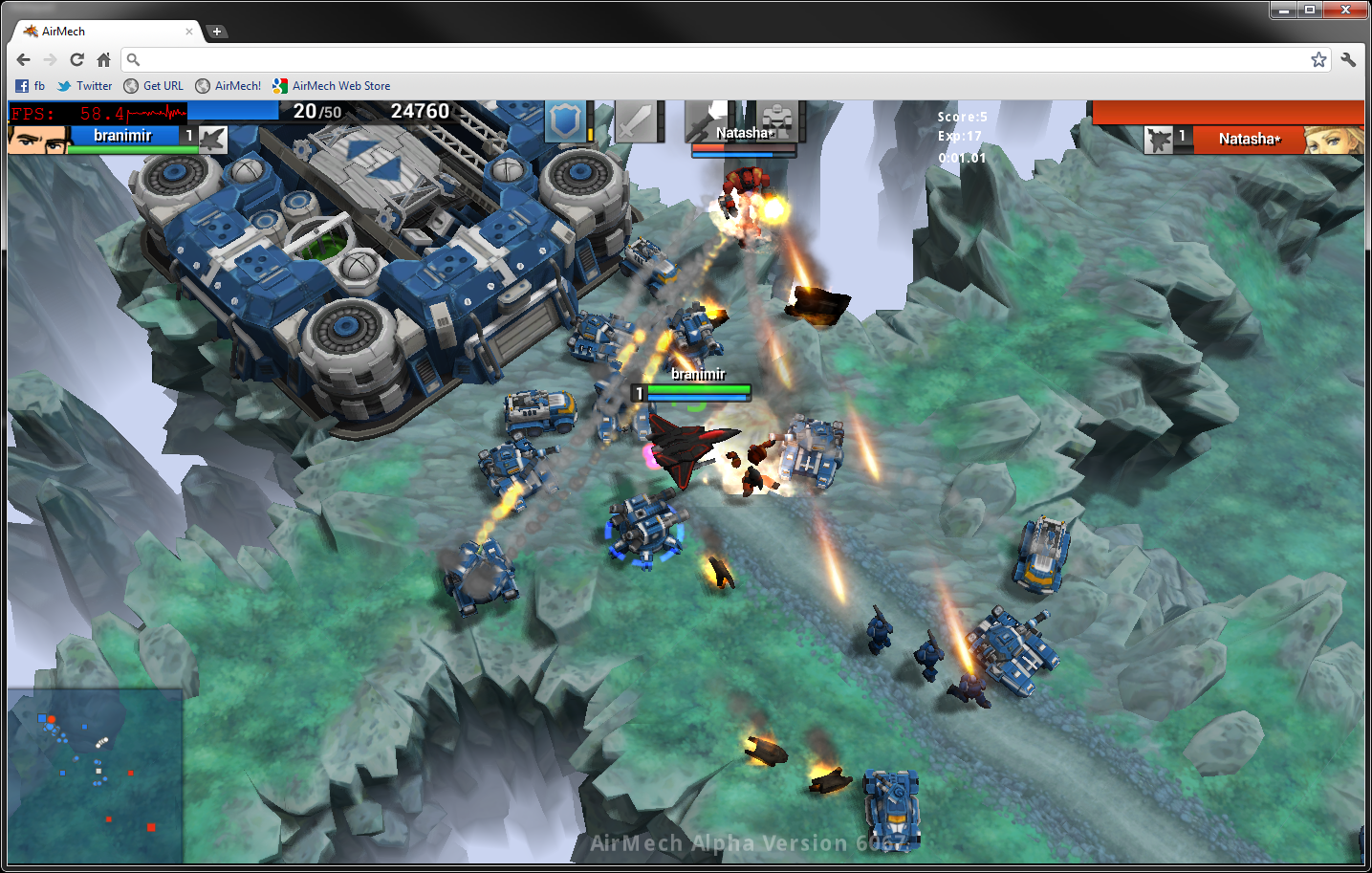 Amazing AirMech Pictures & Backgrounds