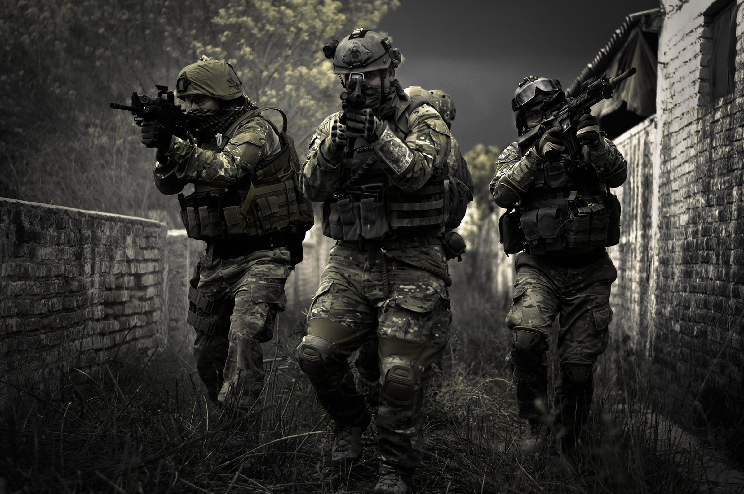 Nice wallpapers Airsoft 2400x1595px