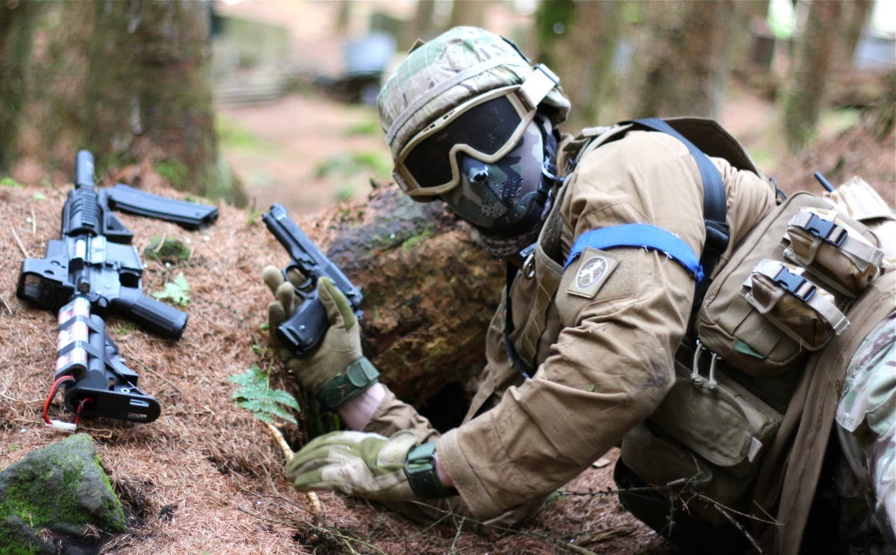 HQ Airsoft Wallpapers | File 201Kb