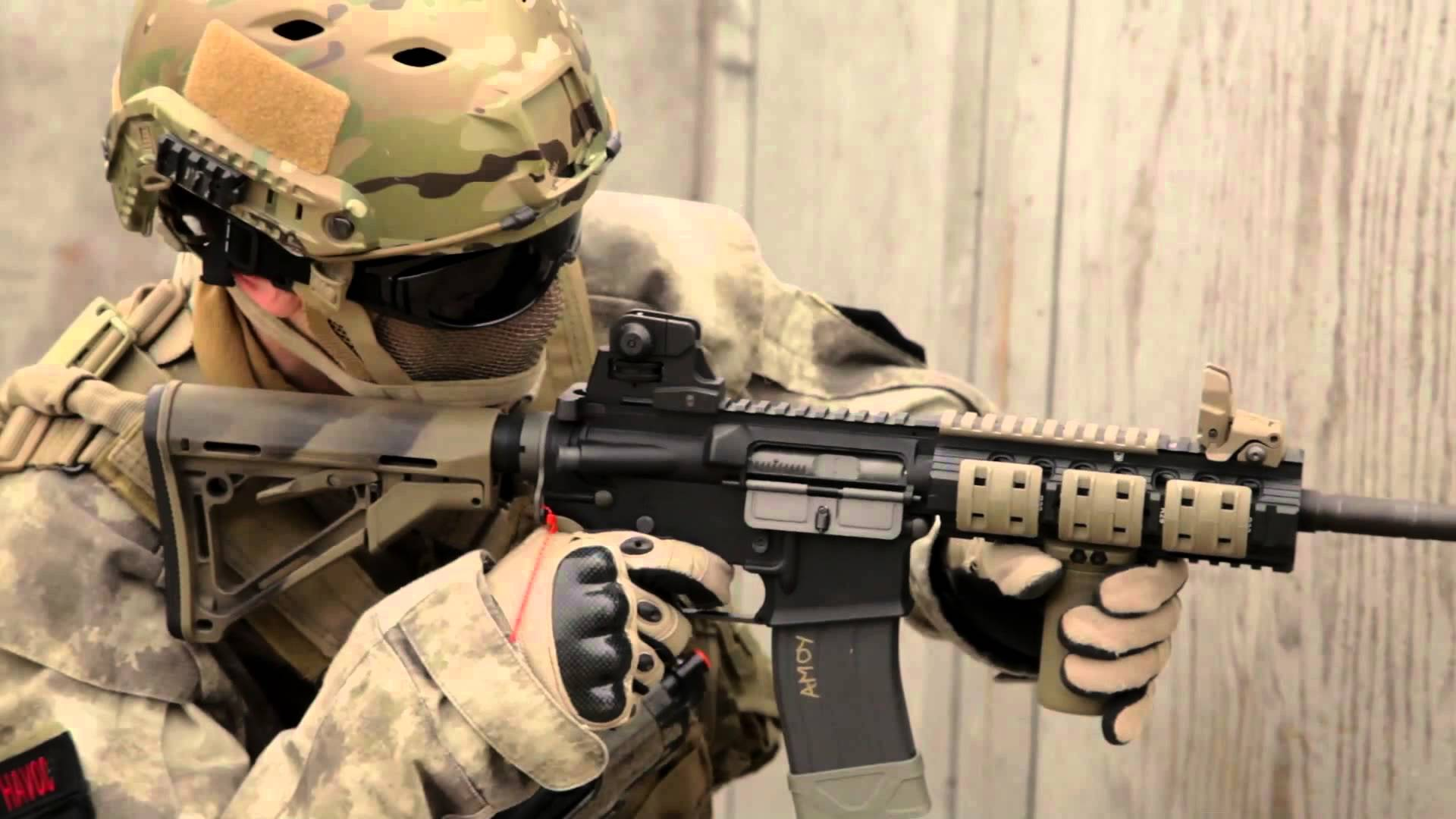 HQ Airsoft Wallpapers | File 134.12Kb