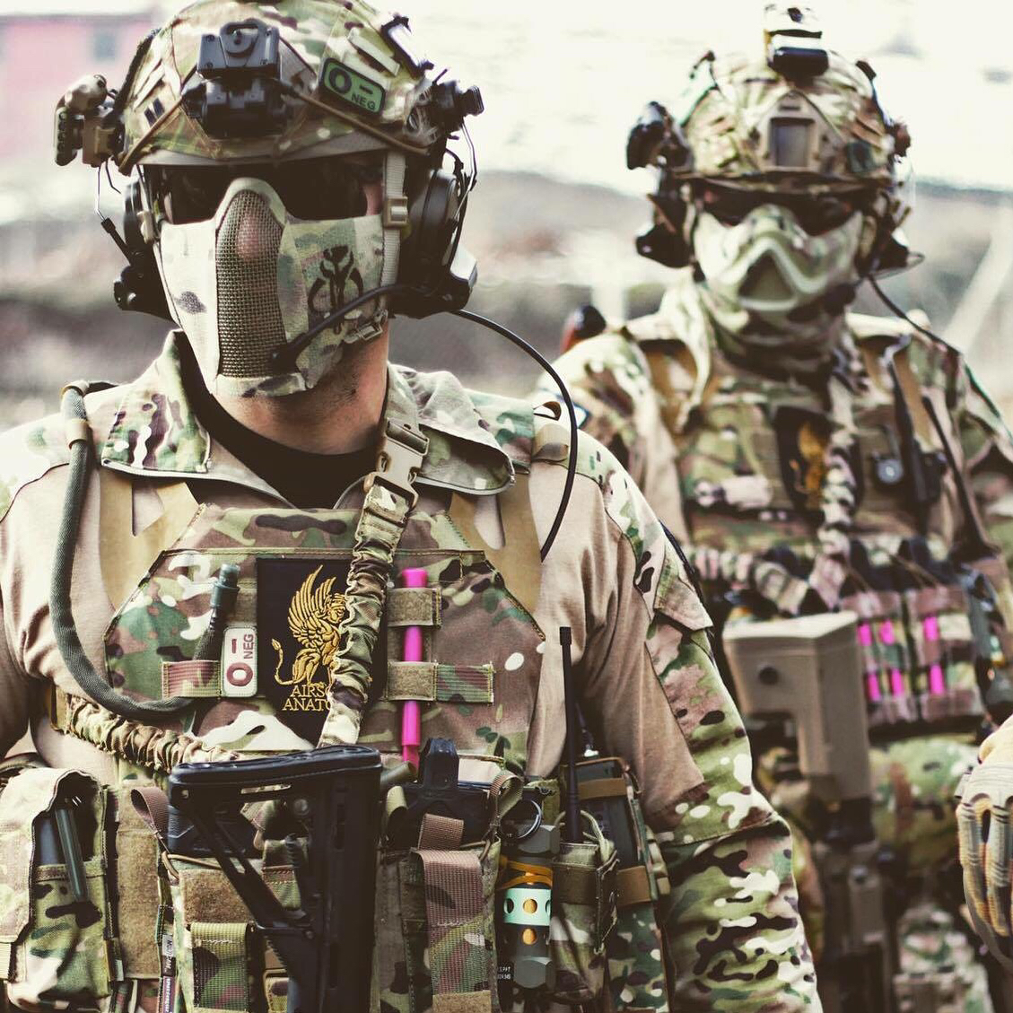 Airsoft Backgrounds on Wallpapers Vista