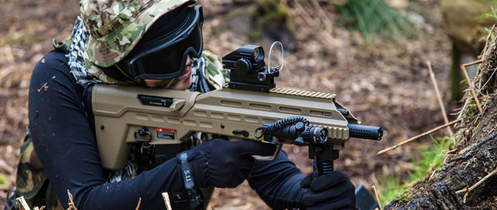 Nice Images Collection: Airsoft Desktop Wallpapers