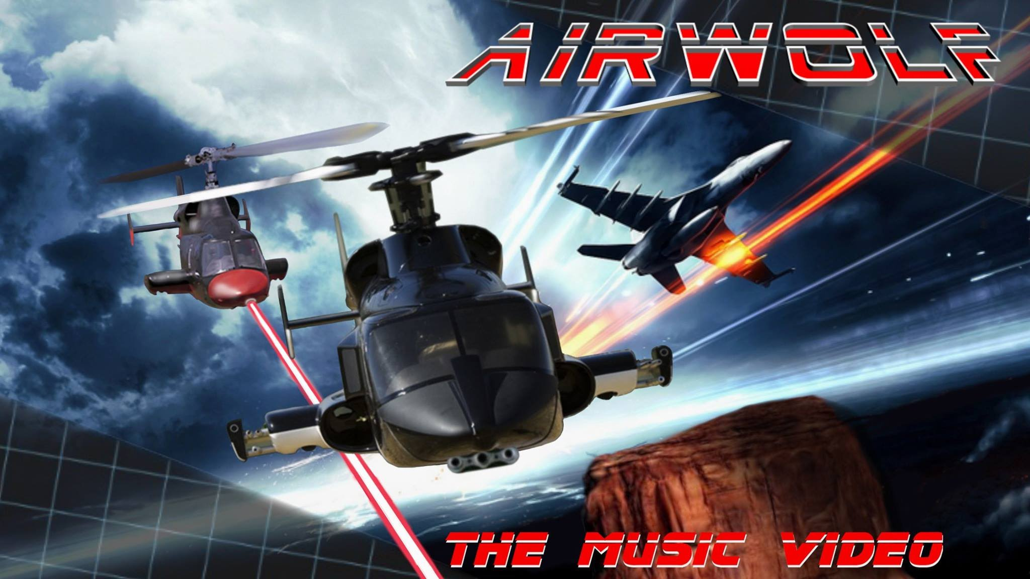 HD Quality Wallpaper | Collection: TV Show, 2048x1152 Airwolf