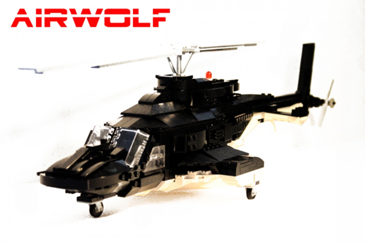Airwolf High Quality Background on Wallpapers Vista