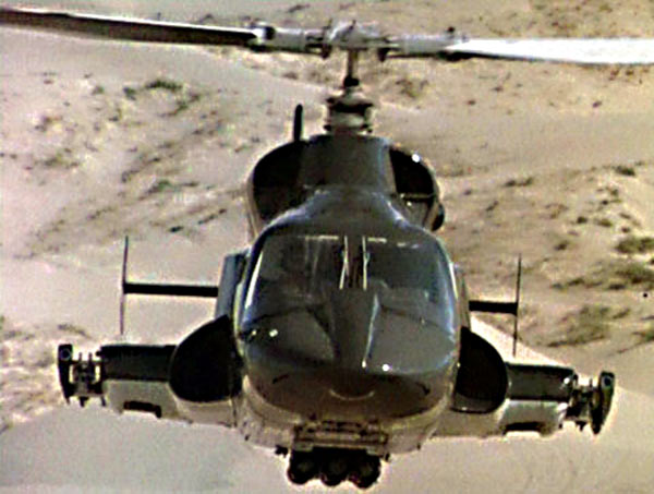 Nice Images Collection: Airwolf Desktop Wallpapers
