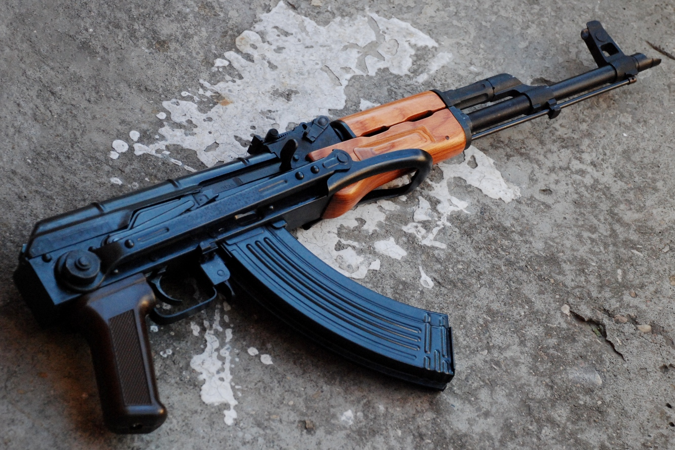 Amazing Ak-47 Pictures & Backgrounds