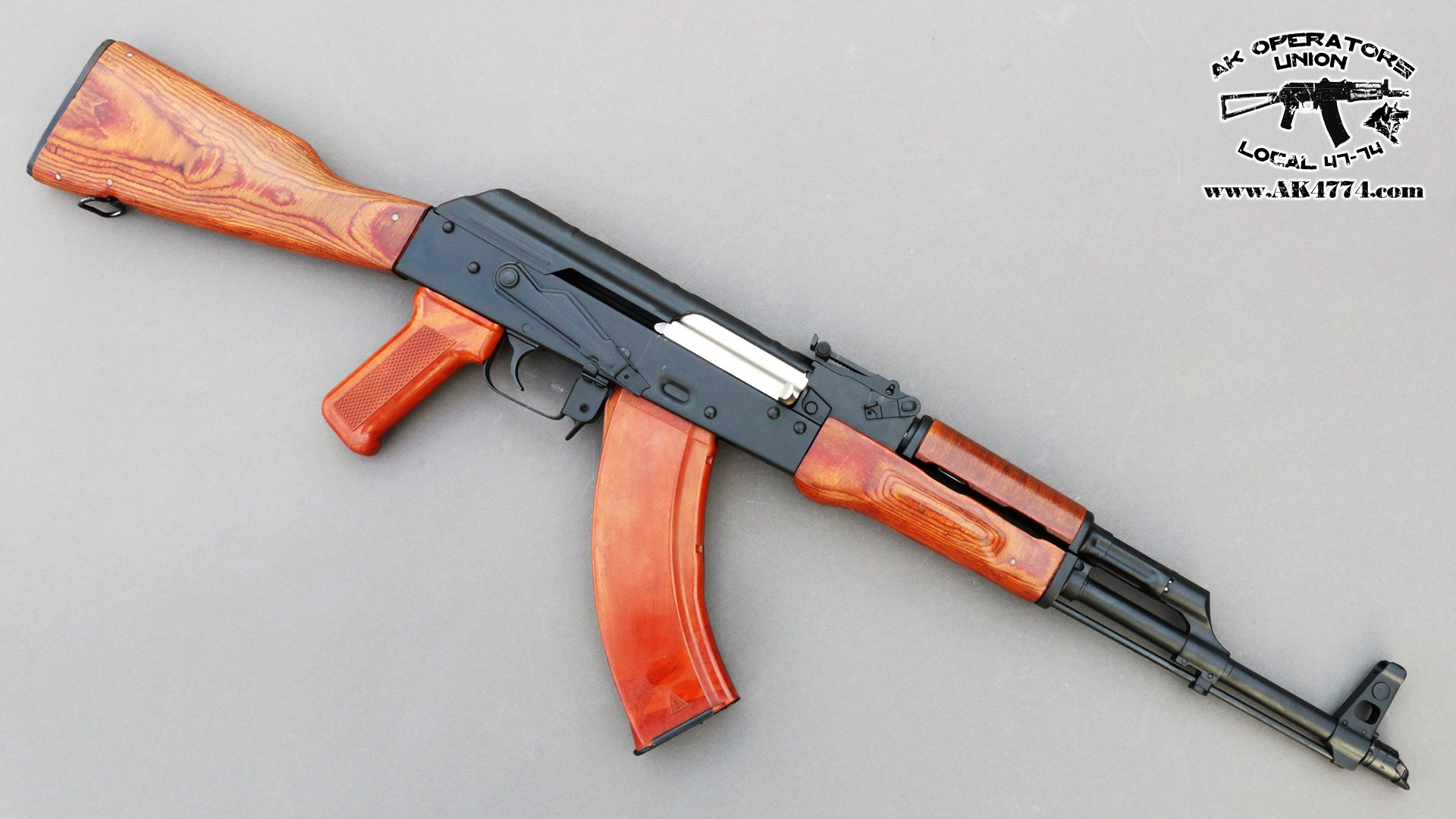 HD Quality Wallpaper | Collection: Weapons, 1920x1080 Ak-47