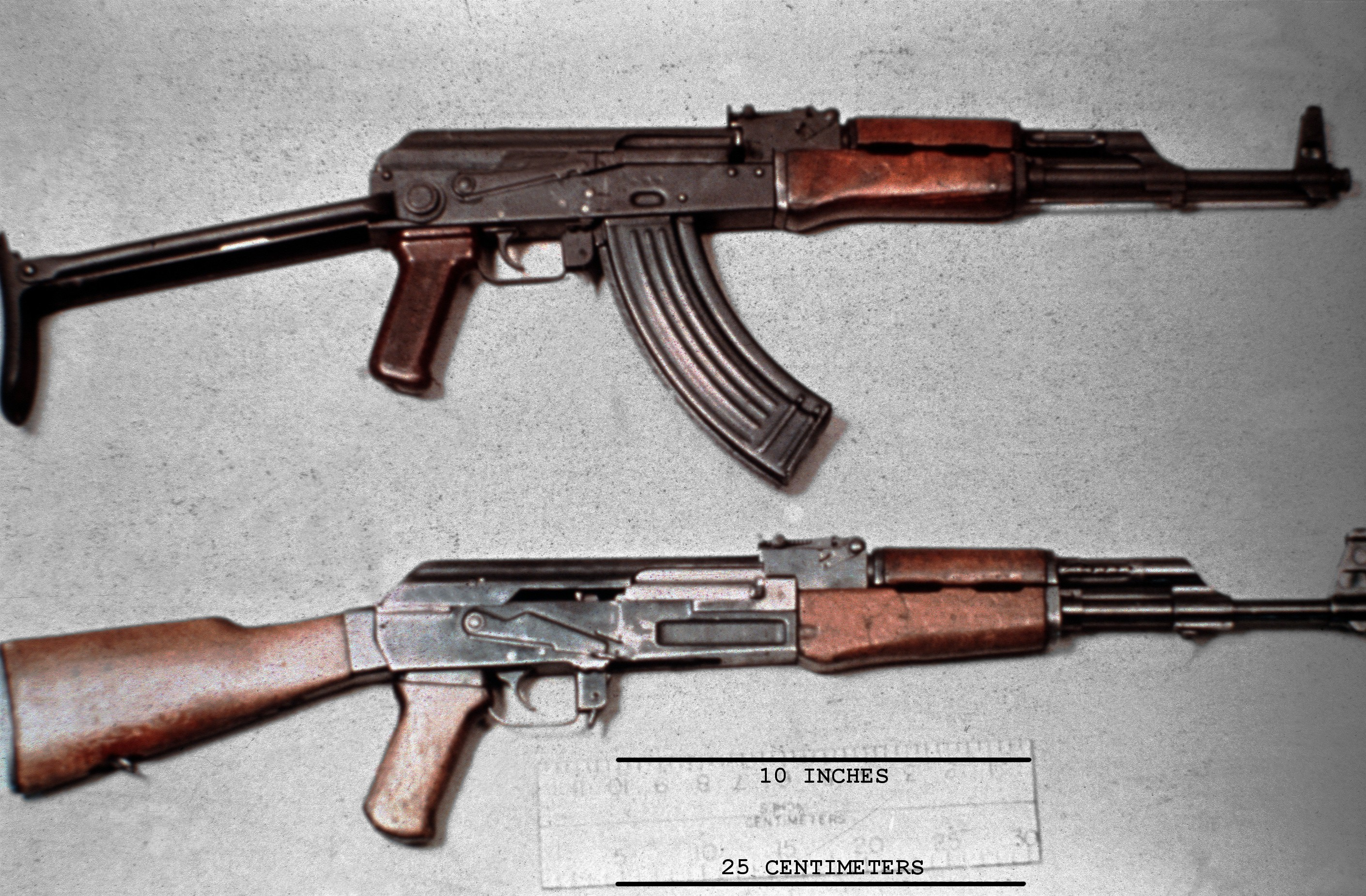 HD Quality Wallpaper | Collection: Weapons, 2820x1850 AK-47 Rifle