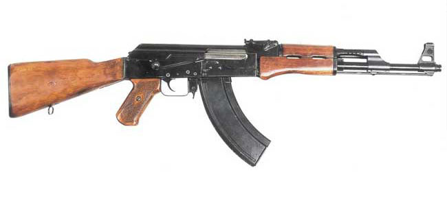 Amazing AK-47 Rifle Pictures & Backgrounds