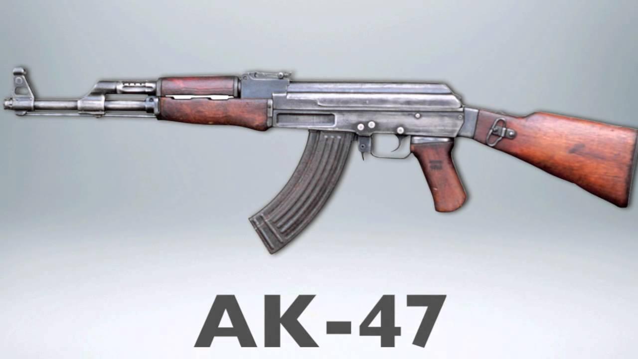 HQ Ak-47 Wallpapers   File 42.16Kb