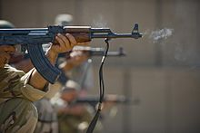 Nice Images Collection: Ak-47 Desktop Wallpapers