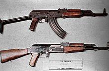 HQ Ak-47 Wallpapers   File 8.61Kb