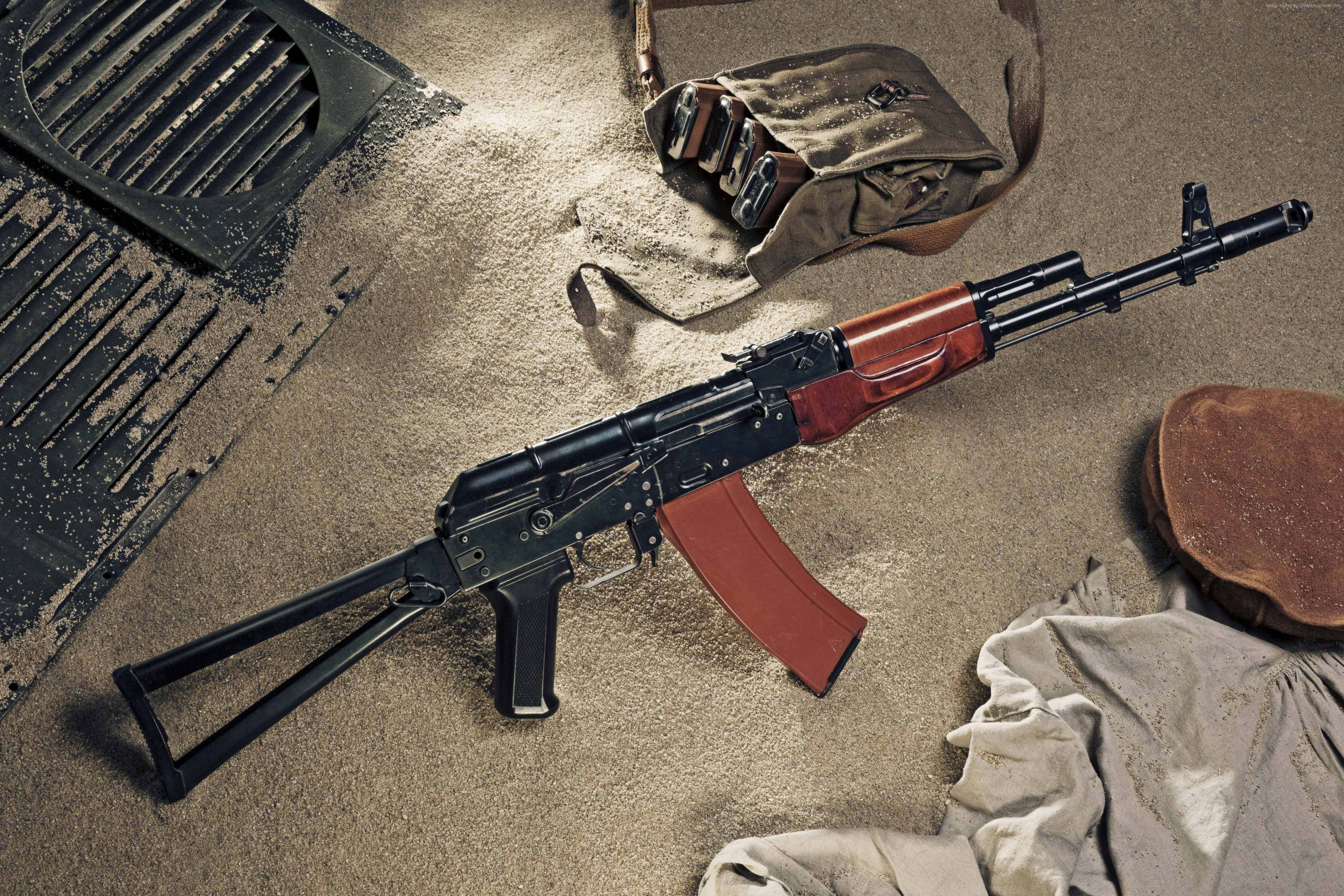 4169x2779 > Ak-74 Wallpapers