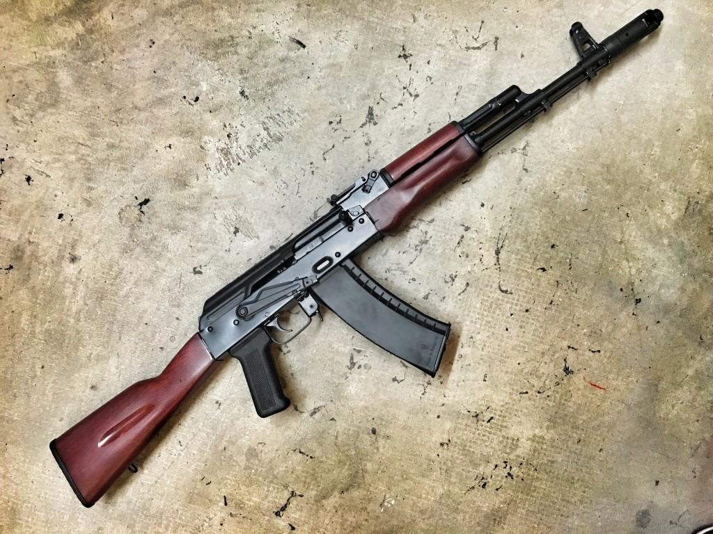 Amazing Ak-74 Pictures & Backgrounds