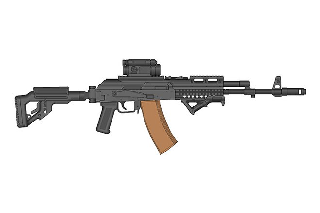 Images of Ak-74 | 660x440