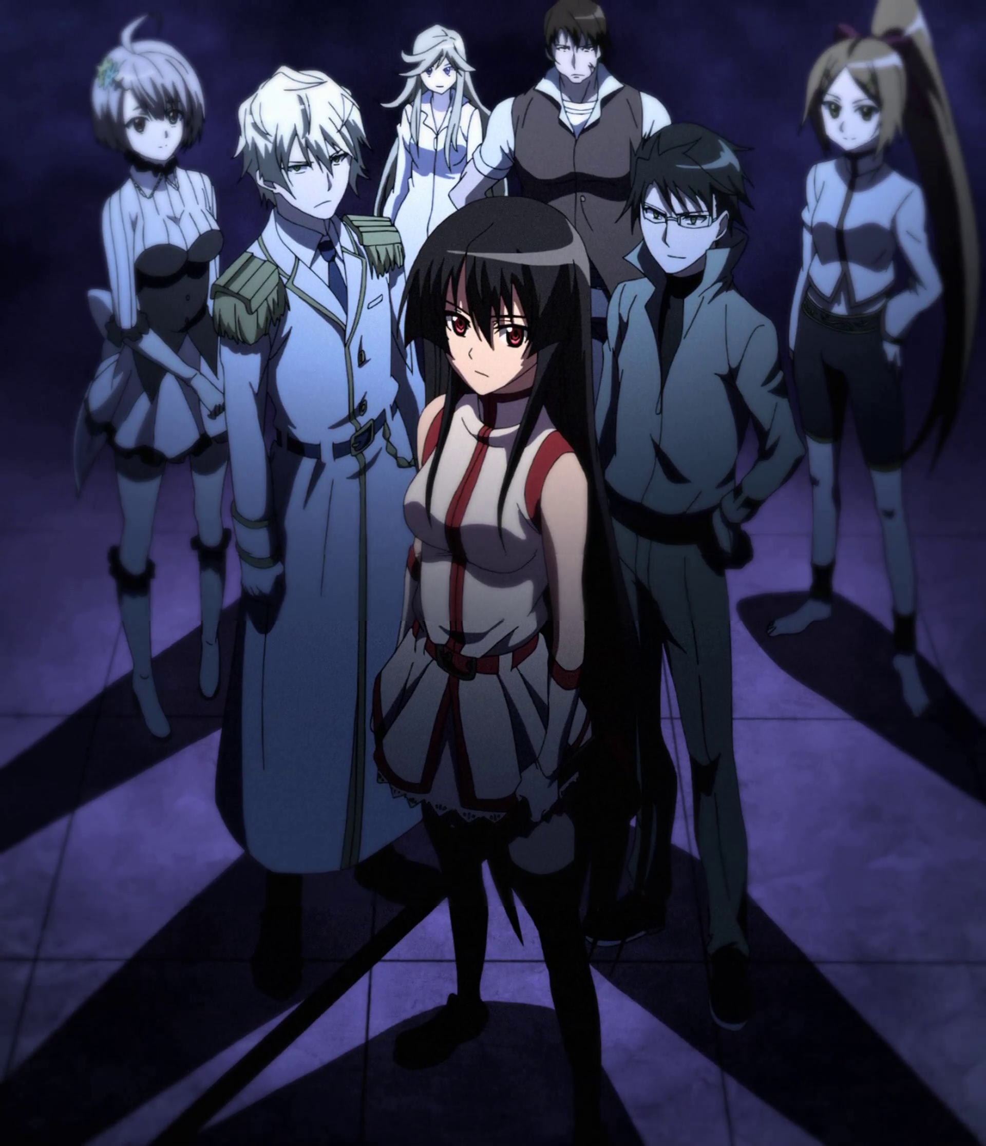 Akame Ga Kill Wallpapers Anime Hq Akame Ga Kill Pictures 4k