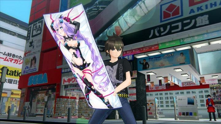 HD Quality Wallpaper | Collection: Video Game, 720x406 AKIBA'S TRIP: Undead & Undressed