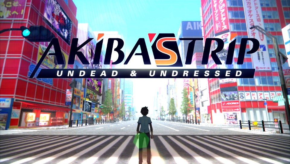 Amazing AKIBA'S TRIP: Undead & Undressed Pictures & Backgrounds
